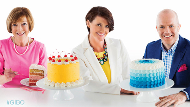 TV3 calls for entries for a second series of The Great Irish Bake Off