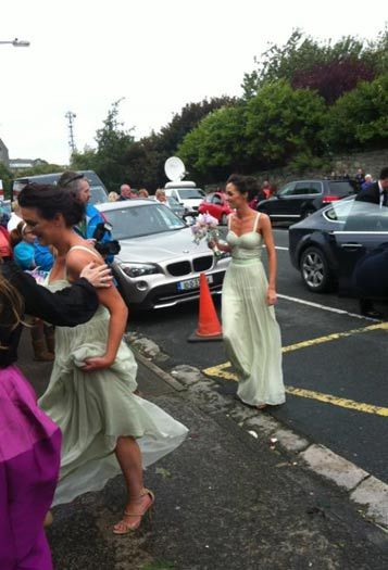 glenda gilson ties the knot tv3 xpos233