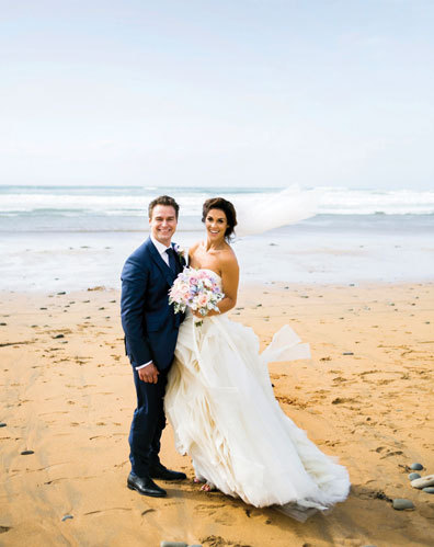 exclusive glenda gilsons wedding pictures tv3 xpos233