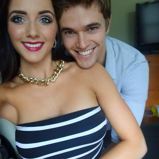 home and away stars dating She was also dating her fellow vampire diaries co-star television shows packed to the rafters and home and away home and away phoebe tonkin best.