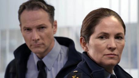 Sergeant Angela Tyrell