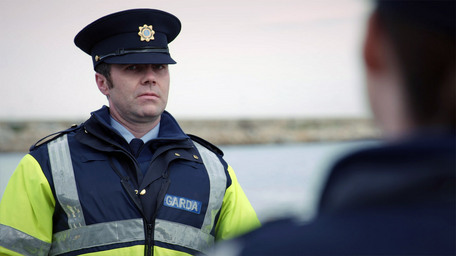 Officer Paudge Brennan