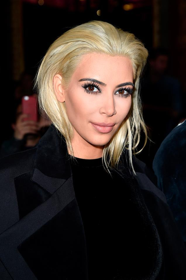 Kim Kardashian West has gone blonde 1_179524