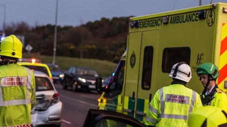 Behind the scenes of Paramedics