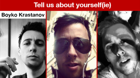 Boyko Krastanov: Tell Us About Yourself(ie)