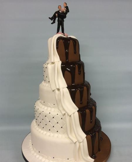 Amazing wedding cake ideas tv3 xpos junglespirit Images