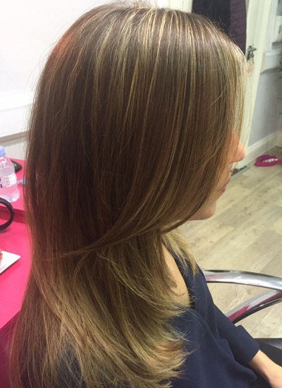 Balayage Ombr 233 And Baby Lights Explained Tv3 Xpos 233