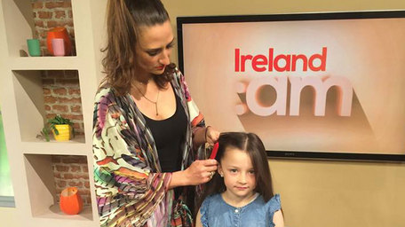 Communion hair styles you can do at home