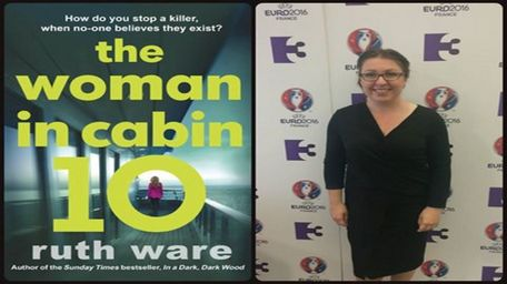 Ireland AM Book Club: Ruth Ware