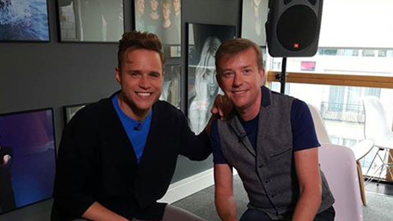 Olly Murs on life after The X Factor