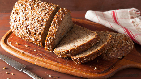 High Fibre Stoneground Wholemeal Bread