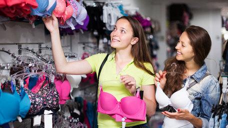Choosing the right underwear