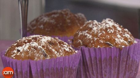 Jack Frost Muffins
