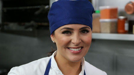 Grainne Seoige put in a seriously impressive performance on The Restaurant