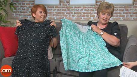 WATCH: Mum and daughter share story of their whopping 12 stone weight loss