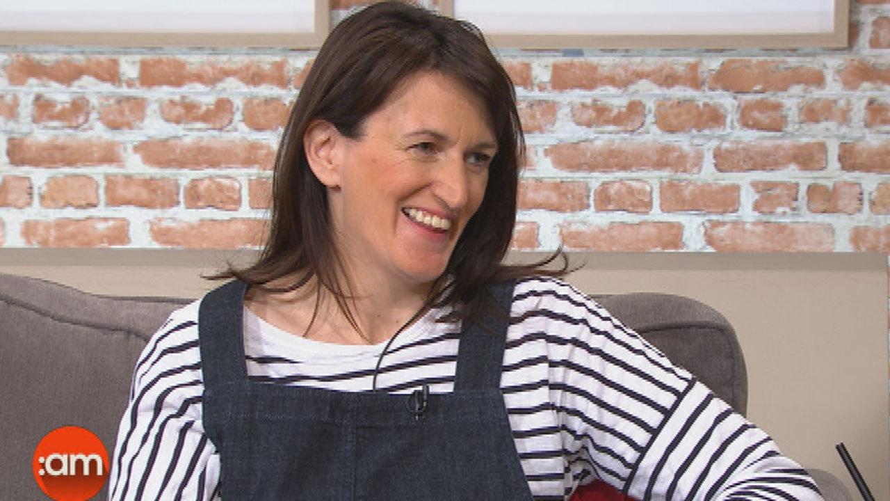 Author Laura Woods