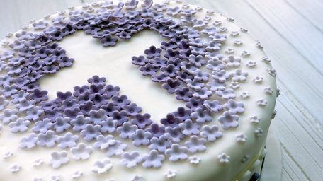 Communion and Confirmation Cake