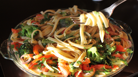 Super Family Vegetable Pasta