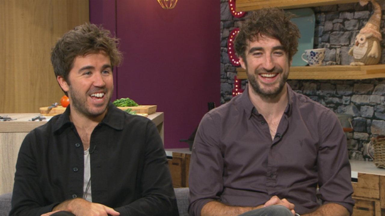 Danny & Graham from The Coronas, Sean Wilson