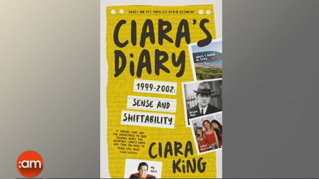 AM: Ciara's Diary