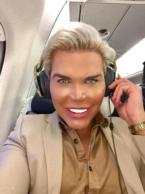 [PIC] Human Ken Doll left SHAKEN after waking up to find ...