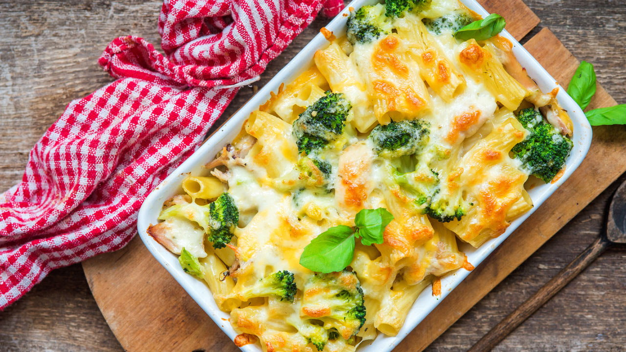 Chicken & Broccoli Bake