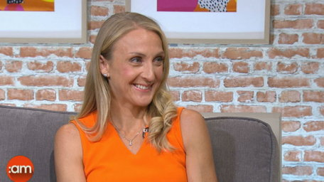 Former British Olympian Paula Radcliffe