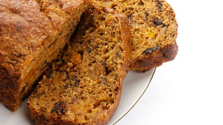 Apricot And Ginger Loaf