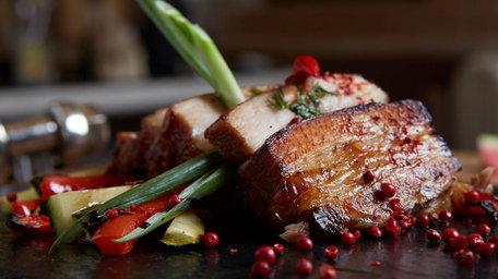 Lough Erne Pork Dish