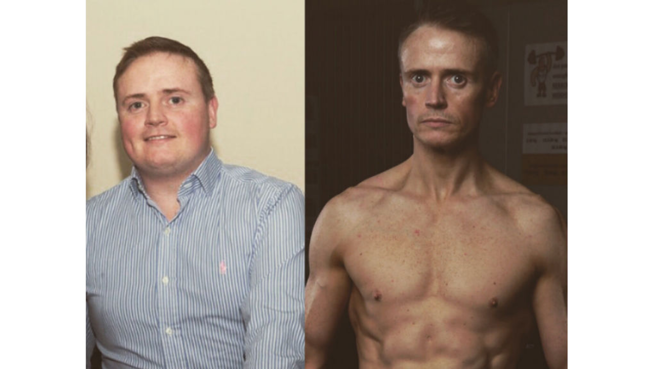 Kevin O'Connor's Weight Loss Story