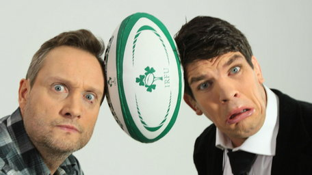 Clubhouse returns to TV3 tonight ahead of the 2018 Six Nations