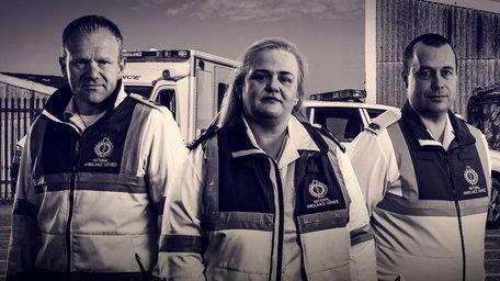 Ireland's Paramedics series three returns to TV3 tonight