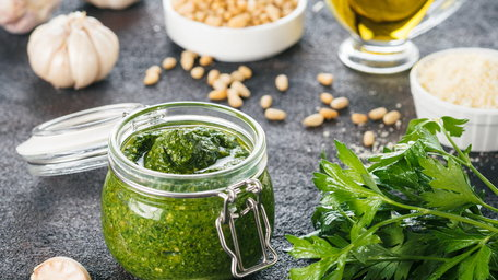 Pesto (From Scratch)