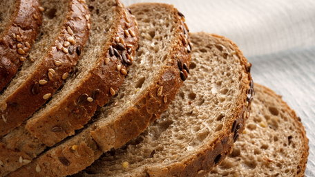 Healthy Easy Seeded Bread
