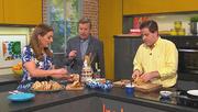 3player | Ireland AM, 06/07/2015. Edward Hayden shows us how to whip up a tasty club sandwich.