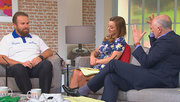 3player | Ireland AM, 06/07/2015. We're chatting with one of Ireland's top professional golfers, Shane Lowry, about the upcoming British Open andhis latest partnership with the iconic Irish golfing brand, Kartel, which will be available in Heatons in 2016.