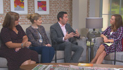 3player | Ireland AM, 24/08/2015. This morning on Ireland AM Parenting Expert Joanna Fortune, Newstalk presenter Jonathan Healy and Barbara Scully joined Sinead on the couch to discuss the emotional and financial journey involved in heading back to school.