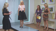 3player | Ireland AM, 24/08/2015. Stylist Lisa Fitzpatrick joined us this morning on Ireland AM with some advice for skirting up and looking fabulous.