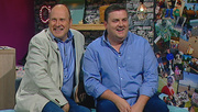 3player | The Seven O'Clock Show, 28/08/2015. Simon Delaney and Ivan Yates talk about TV3's newest shows Saturday AM and Sunday AM.