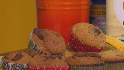 Egg-Free Muffins
