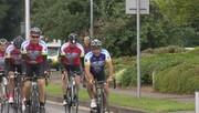 Tour de Leinster Departure