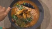 Korean Spice Marinated Chicken & Rice Noodles