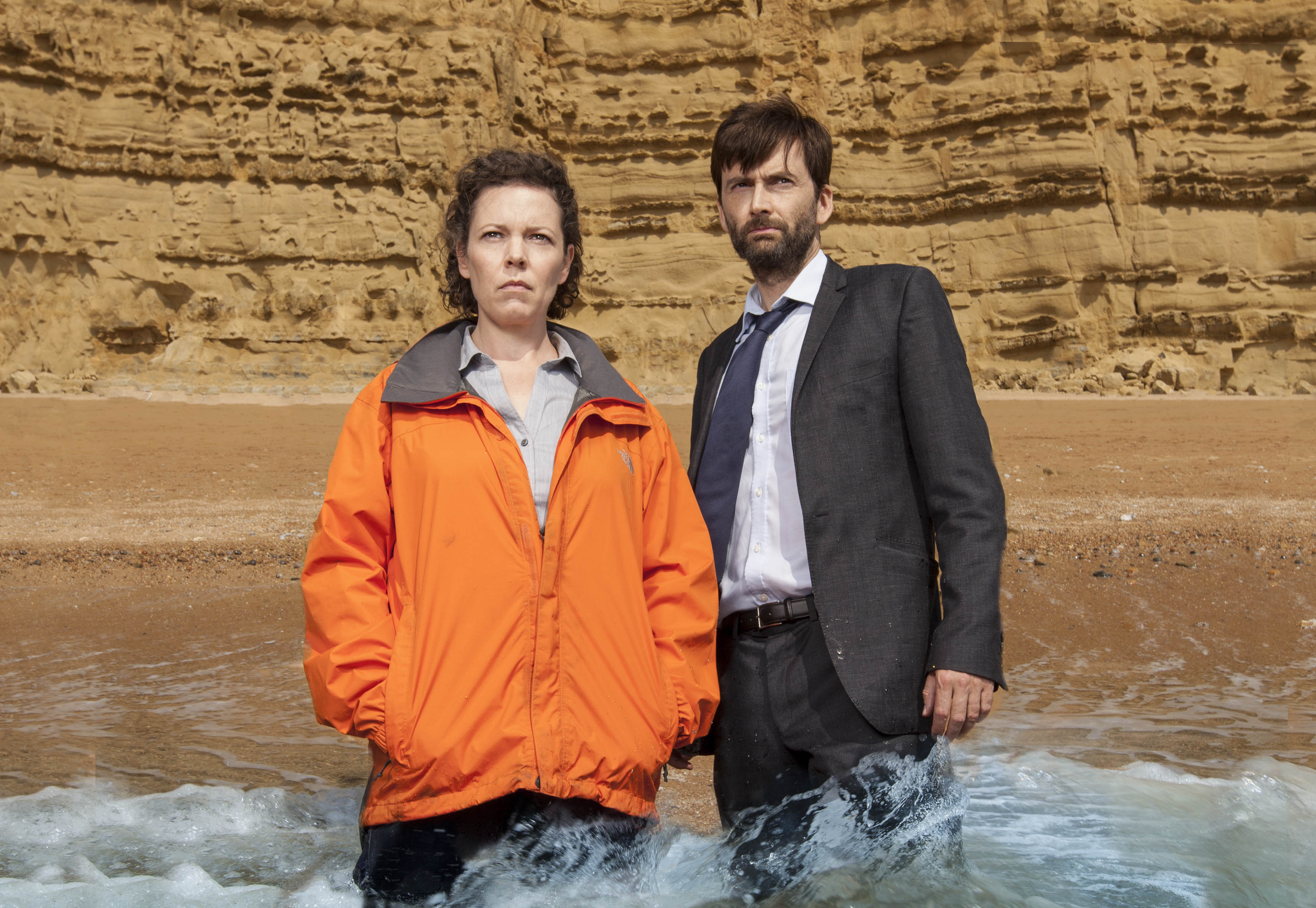 TV3 is home to Monday night drama with series 2 of  the BAFTA Award-winning 'Broadchurch'.
