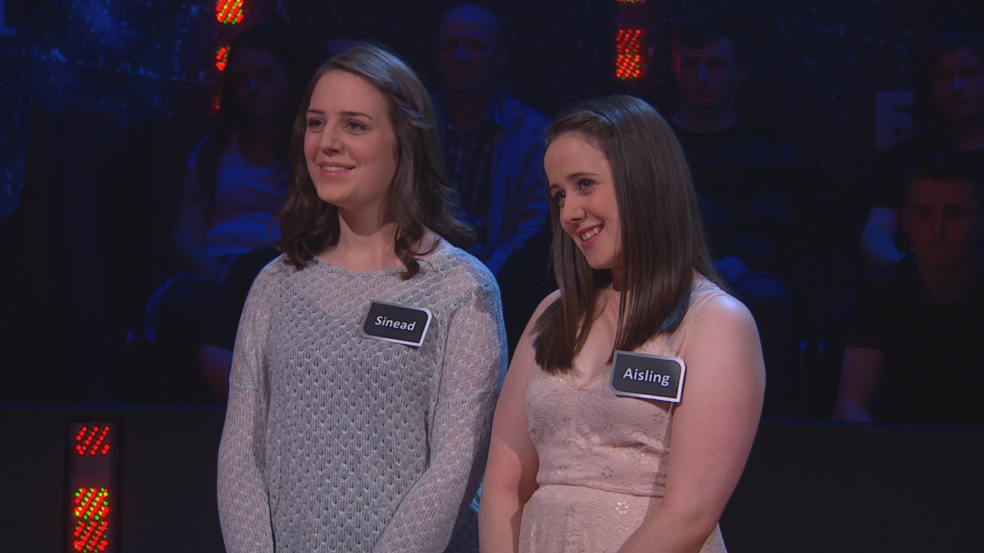 Sisters win the first ever Jackpot Prize on TV3's 'The Lie'.