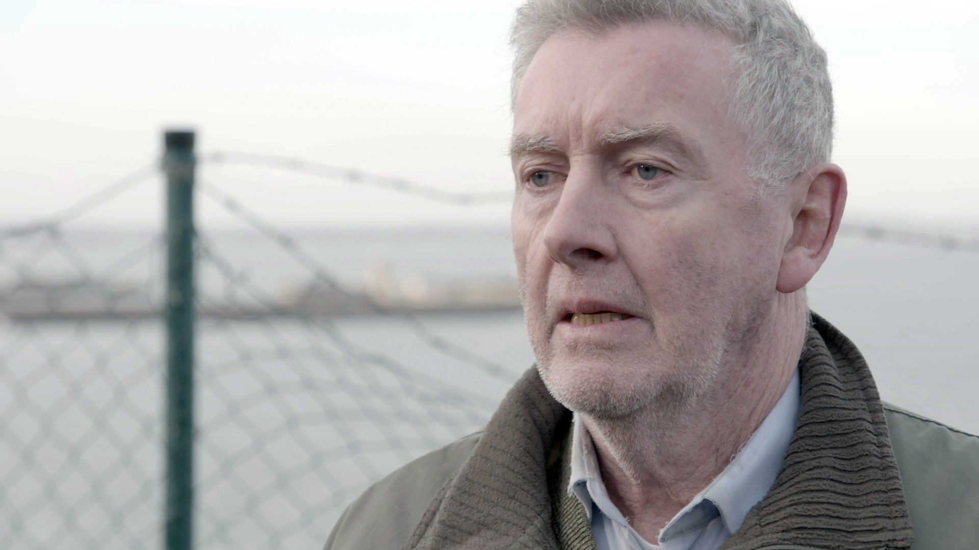 Former Fair City actor Frank Melia guest stars in this week's 'Red Rock'.