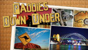 3player | Paddies Down Under, 15/05/2013. Sydney: we follow three sets of friends who have come to Oz to escape the economic gloom.
