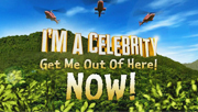 3player | I'm A Celebrity Get Me Out Of Here Now, 23/11/2014. Joining in the fun are This Morning host Eamonn Holmes and pop star Ashley Roberts.