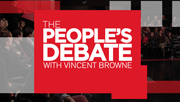 3player | The People's Debate with Vincent Browne, 11/03/2014. The People's Debate with Vincent Browne will be broadcast from the TV3 Sony HD Studio on Wednesday 5th March at 10pm on TV3.