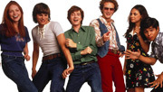 3player | That 70's Show, 16/04/2014. American comedy series about a group of teenagers in the 1970s. There is trouble all round when the gang go to a Ted Nugent concert
