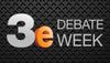 3e Debate Week